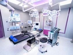 19.1. operační sál s přístrojem Body Jet