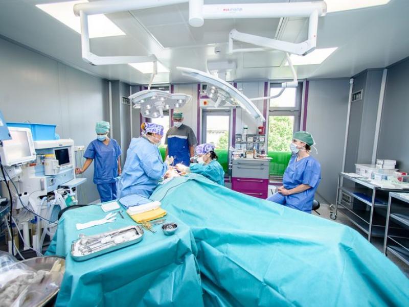 19.8 operační sál