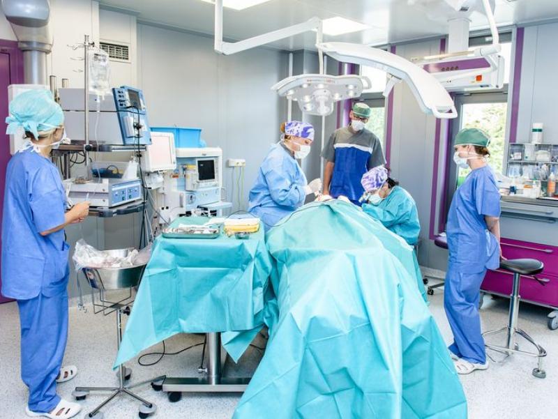 19.9. operační sál