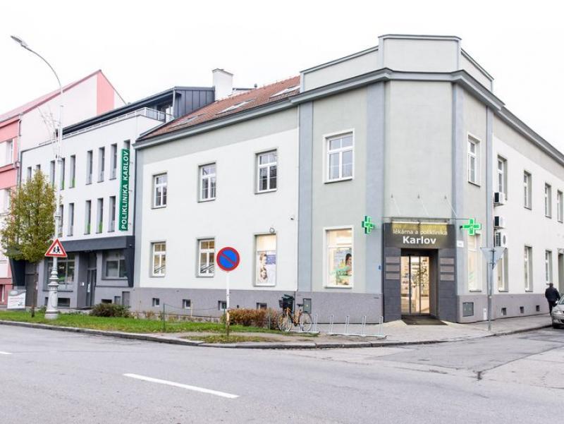1 Lékárna s Poliklinikou Karlov