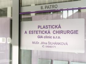 7 GIA clinic - vstup